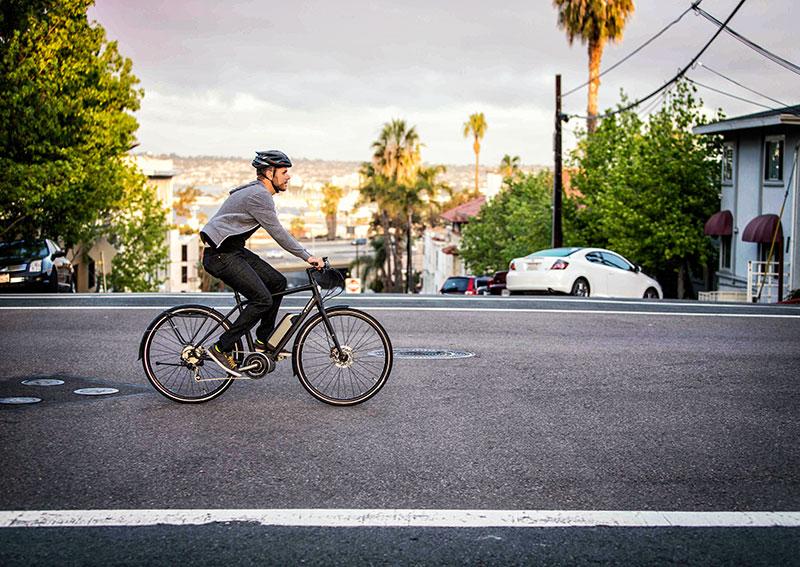 electric pedal assist bikes